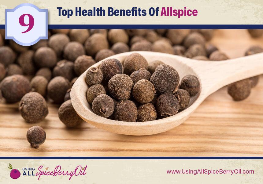 allspice benefits skin