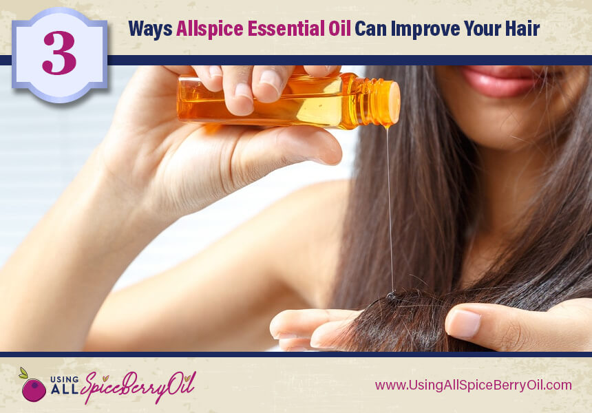allspice oil for hair